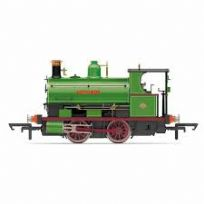 Hornby R3680 Peckett Class W4 0-4-0ST Charity Colliery Green